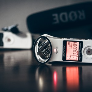 Test zvuku - Canon 7D vs. RODE videomic  vs. Zoom H1 V2 + Hama LM-09
