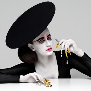 Backstage video - Nail Artist Michaela Jančíková