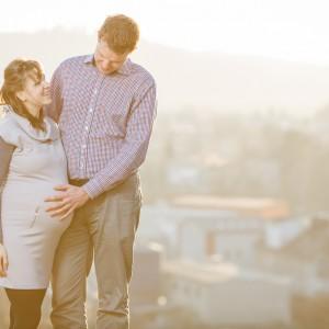 Těhotenství – Lydie a Kamil 2