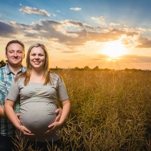 Těhotenství - Dáša a Lukáš