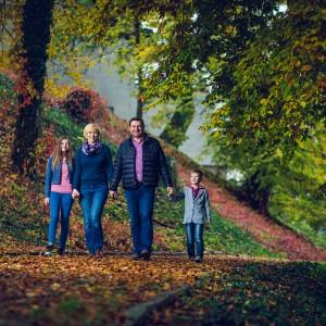 Rodinné foto - A+R+A+A