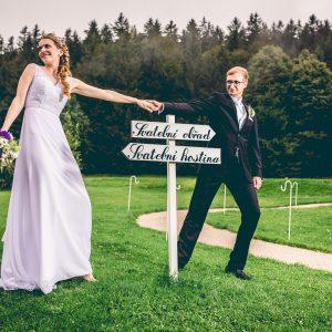 Svatební A+S