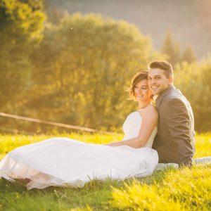 Svatební - Meike a Tom