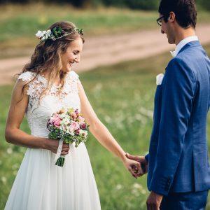 Svatební - Lenka a David